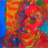 Porträt, Talas Tal 1989