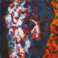 Porträt, Talas Tal 1988