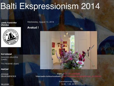 Baltic Expressionism 2014, Tallinn