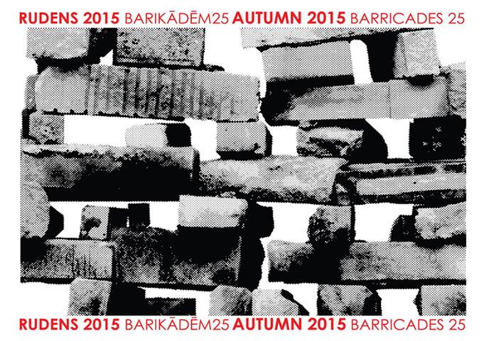 AUTUMN 2015 / BARRICADES 25