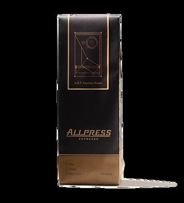 ALLPRESS A.R.T ESPRESSO ROAST 250G
