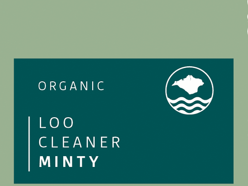 Greenscents Organic Minty Loo Cleaner £0.85/100ml