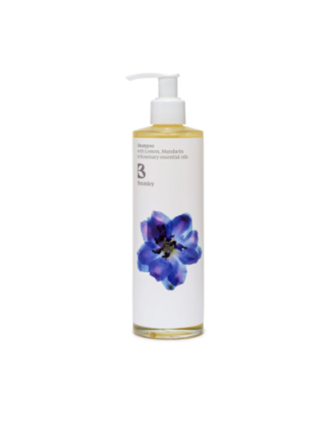 Bramley Shampoo with Lemon, Manderin and Rosemary essential oils