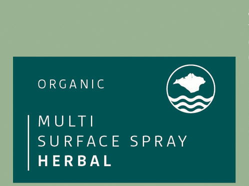 Greenscents Organic Herbal Multi Surface Spray £0.90/100ml