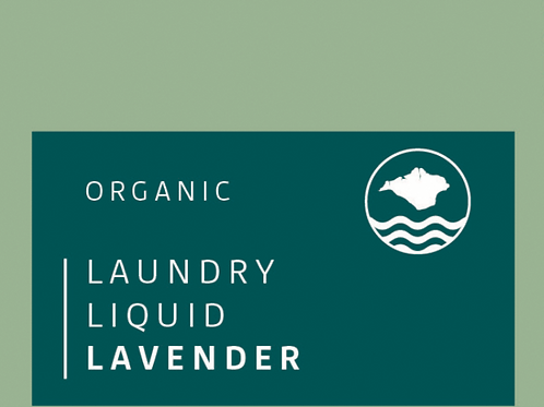 Greenscents Organic Lavender Laundry Liquid £1.05/100ml