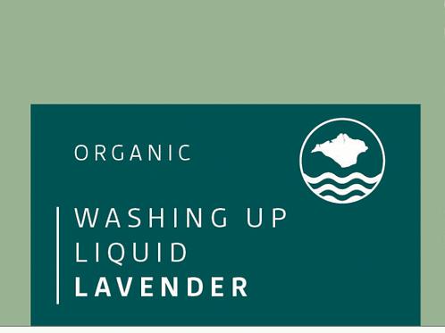 Greenscents Organic Lavender Washing Up Liquid £0.80/100ml