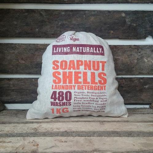 Organic Soapnuts - 480 washes 1kg