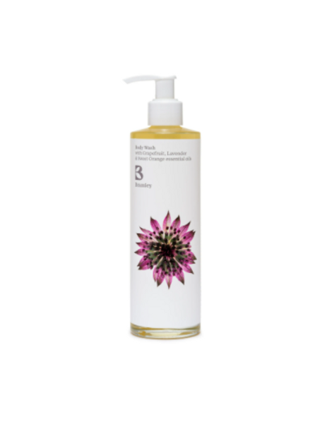 Bramley Body Wash with Grapefruit, Lavender and Sweet Orange essential oils