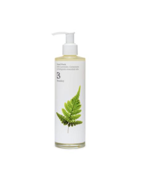 Bramley Hand Wash with Lavender, Geranium and Petitgrain essential oils