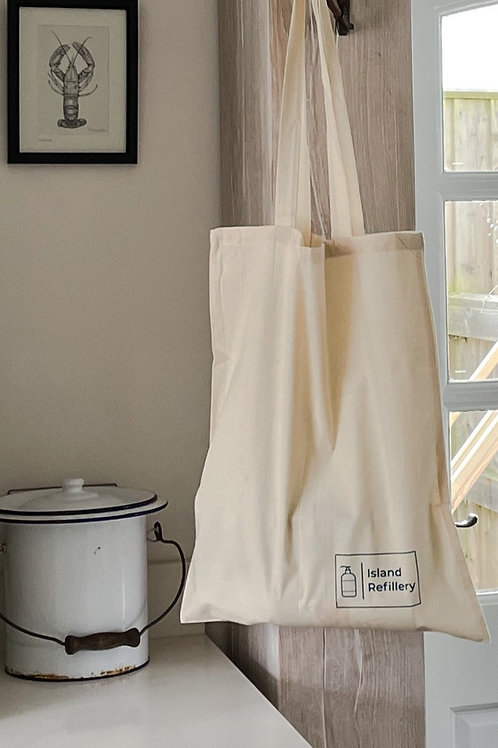 Island Refillery Tote Bag