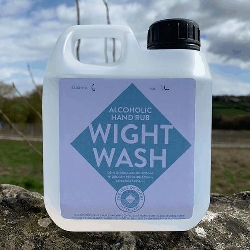 Wight Wash Hand Sanitiser