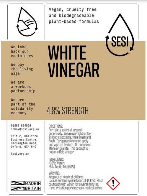 White Vinegar  £0.15/100ml
