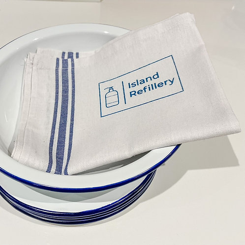 Island Refillery Tea Towels