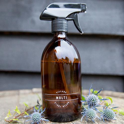 """Amber glass bottle """"Multi"""" - 500ml"""