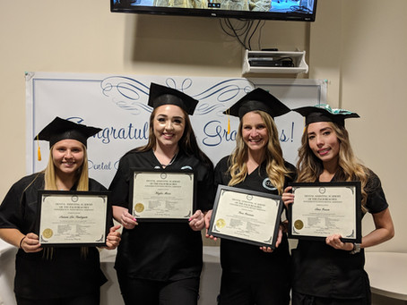 Wednesday Graduation!