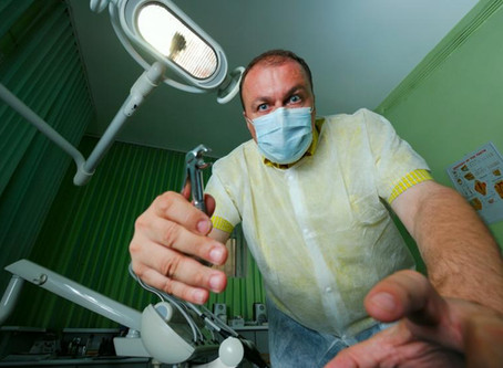 Dental assistant pretending to be a doctor!?