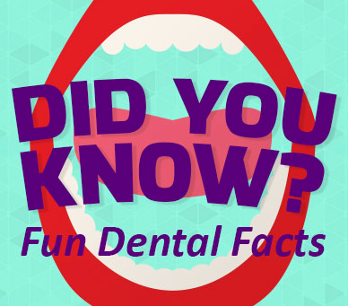 Fun Dental Facts!