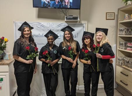 1/15 Graduates!