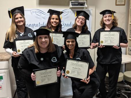 Saturday EFDA Graduates!