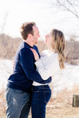 Vermont engagement session