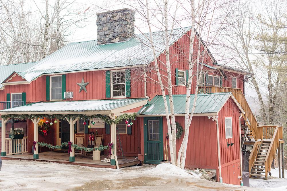 Timerberholm Inn, Stowe Vermont