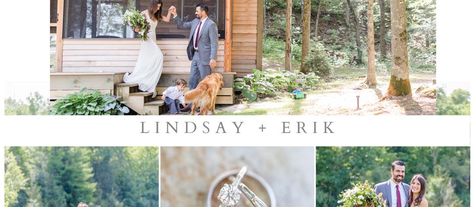 Lindsay + Erik's Vermont Elopement