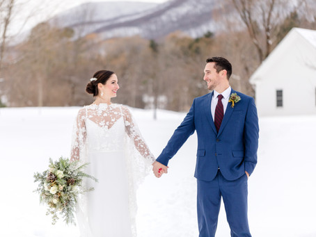 Winter Wedding Style Shoot at Inn at Manchester