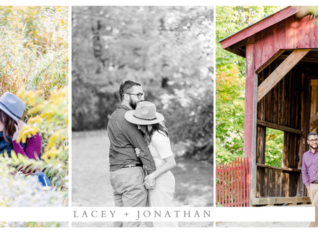 Lacey and Jonathan Visit Vermont