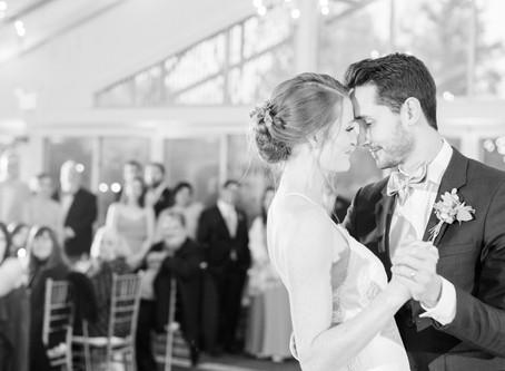 Meg + John's Fall Wedding