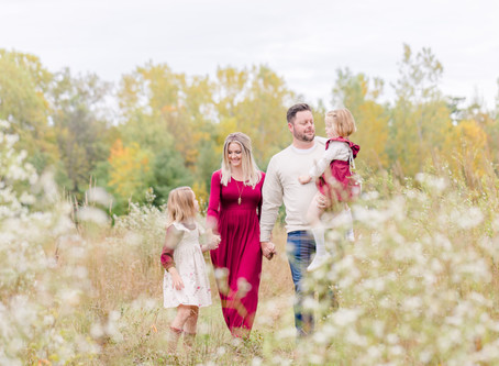 Vermont Family Photos with the Madisons