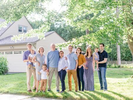 Burlington Family Session