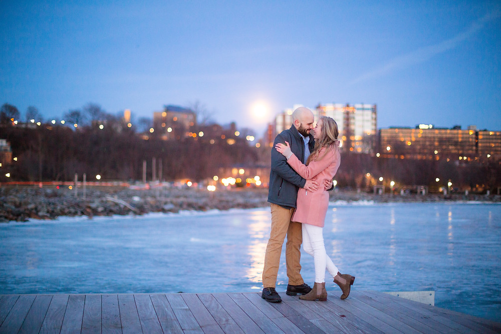 Burlington, Vermont couple