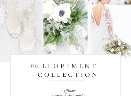 2020 New England Elopement Special