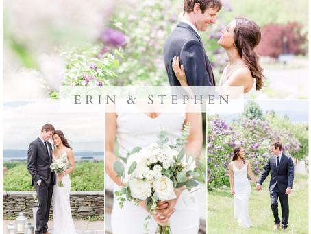 Erin + Stephen Elope at Overlook Park