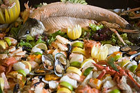 Carlingford Arms Seafood Plattter.JPG