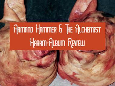 Armand Hammer-Haram ALBUM REVIEW