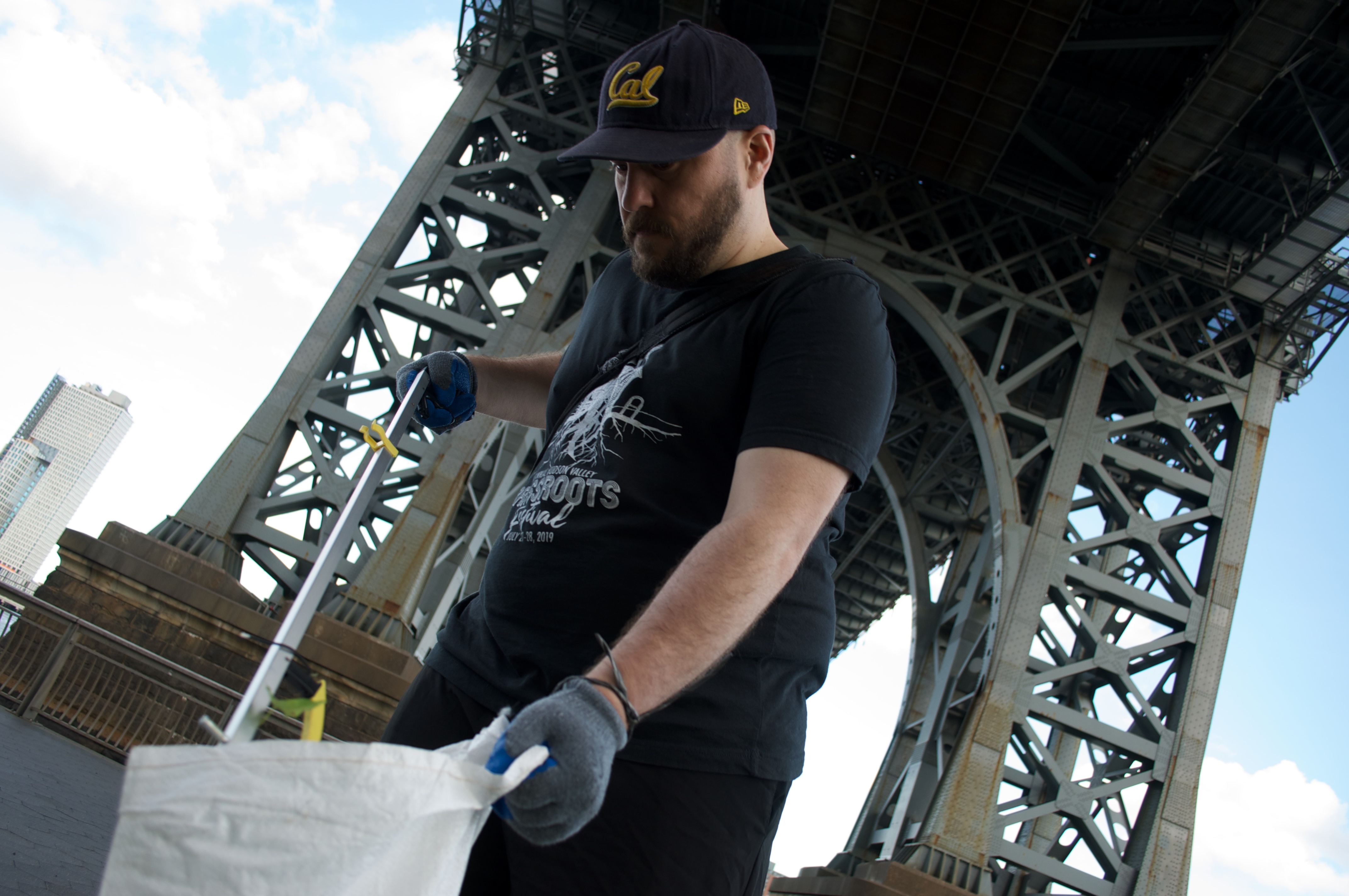 East River Park Cleanup