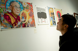 Art for Tibet Exhibit and Auction