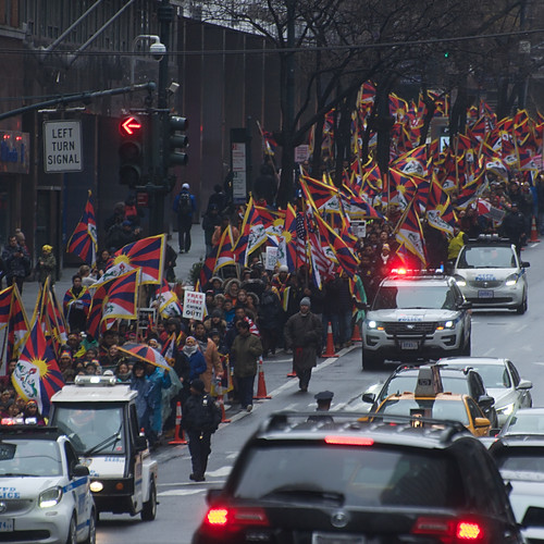 Part 2 - 60th Tibetan Uprising Day