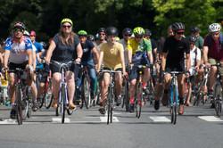Memorial for a Brooklyn Cyclist