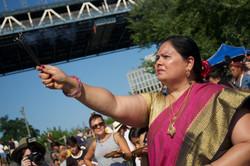 Hindu Water Lamp Ceremony