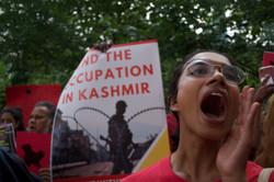 Kashmir Independence Rally