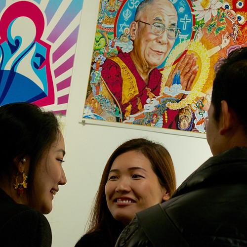 Art for Tibet