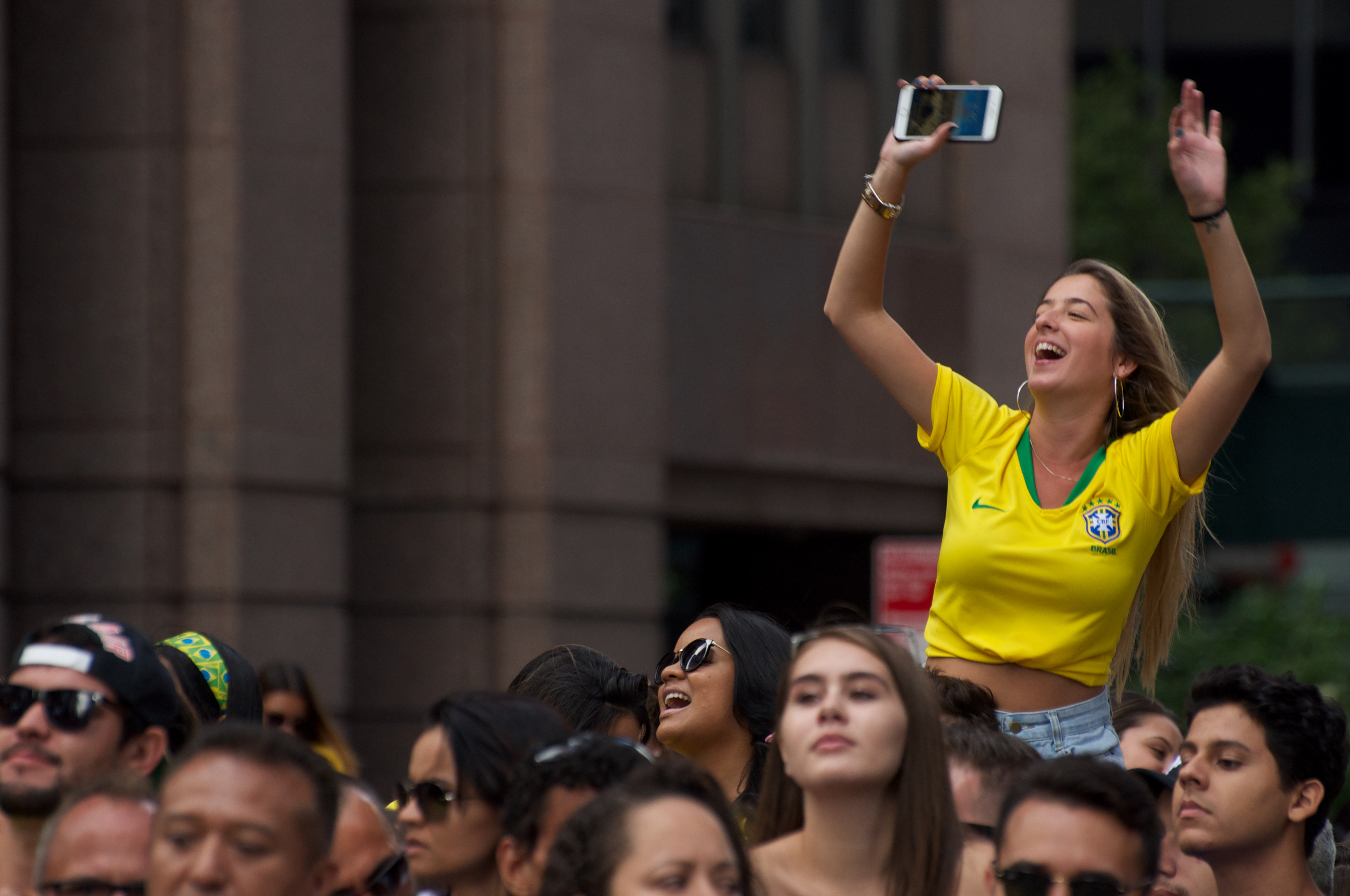 Brazilian Independence Day Parade