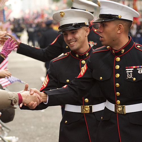 100th Annual New York City Veterans Day Parade