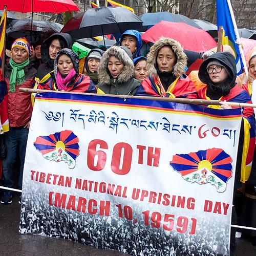 Part 1 - 60th Tibetan Uprising Day