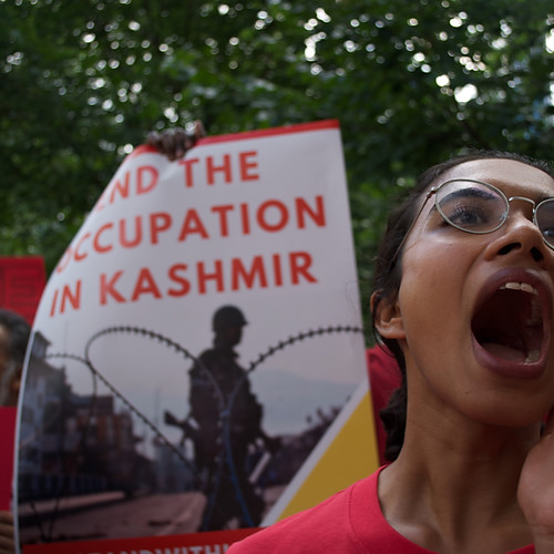 Stand With Kashmir Rally