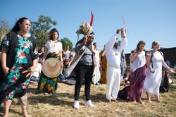 Sacred Water Ceremony