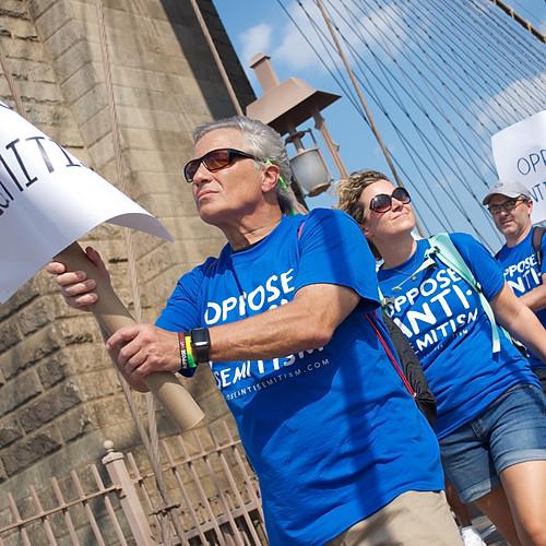 March Against Antisemitism
