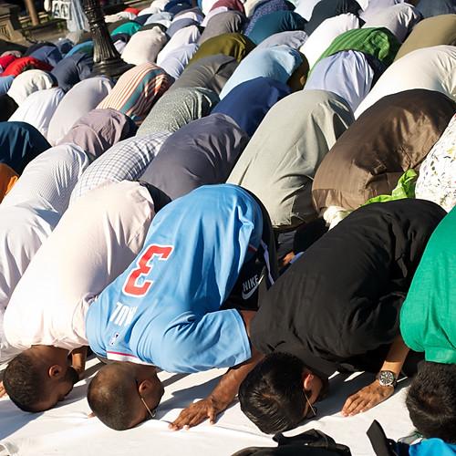 Eid al-Adha Prayers and Celebration